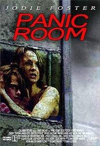 Комната страха на DVD