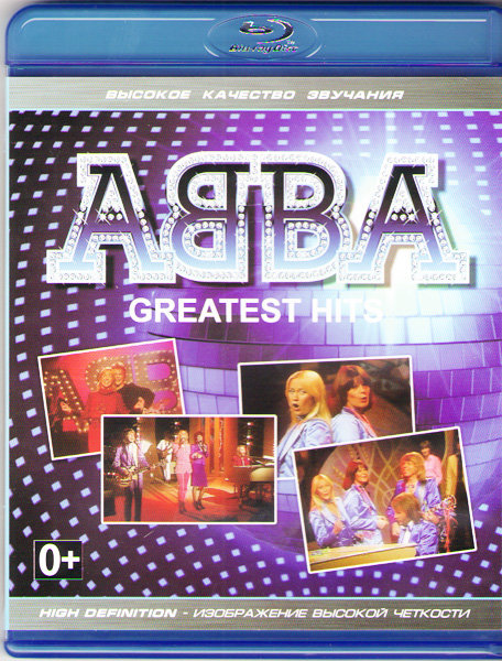 ABBA Greatest Hits (ZDF NEO HD Live 2012) (Blu-ray)*
