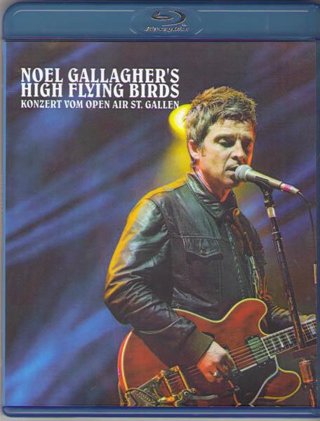 Noel Gallaghers High Flying Birds Konzert vom Open Air St Gallen (Blu-ray) на Blu-ray