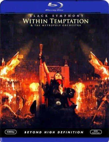 Within Temptation Black Symphony Metropole Orchestra (Blu-ray)* на Blu-ray