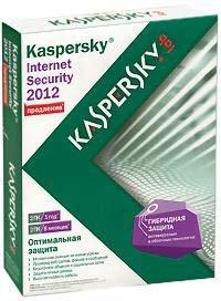 Kaspersky Internet Security 2012 Продление лицензии на 2 ПК (Антивирус Касперского) (PC CD)