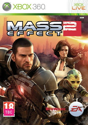 Mass Effect 2 (Xbox 360) (2 DVD)
