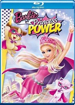 Барби Супер Принцесса (Blu-ray) на Blu-ray