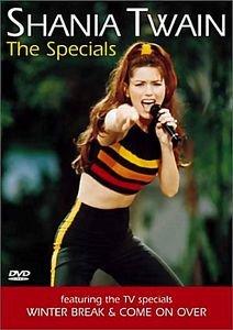 Shania Twain - Live на DVD