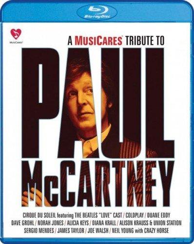 A MusiCares Tribute to Paul McCartney (Blu-ray)* на Blu-ray