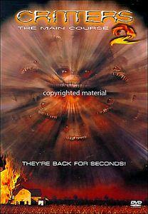 Зубастики 2: Основное блюдо  на DVD