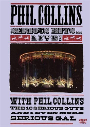 Phil Collins Serious Hits Live In Berlin (2 DVD) на DVD