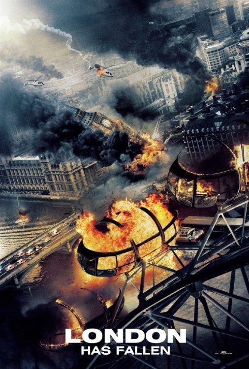 Падение Лондона (Blu-ray)* на Blu-ray