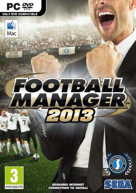 Football Manager 2013 (DVD-BOX)