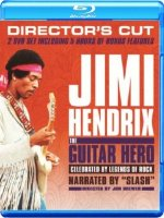Jimi Hendrix The Guitar Hero (2 Blu-ray)