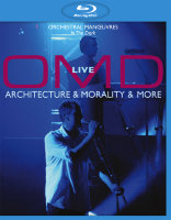Orchestral Manoeuvres in the Dark OMD Live Architecture and Morality and More (Blu-ray)