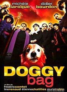Пес в мешке  на DVD