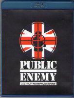 Public Enemy Live from Metropolis Studios (Blu-ray)