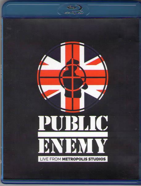 Public Enemy Live from Metropolis Studios (Blu-ray) на Blu-ray