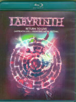 Labyrinth Return to Live (Blu-ray)*