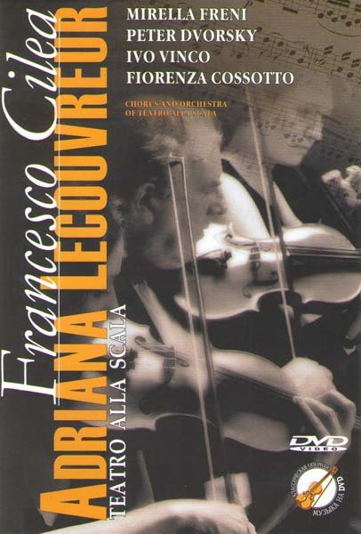 Francesco Cilea Adriana Lecouvreur на DVD