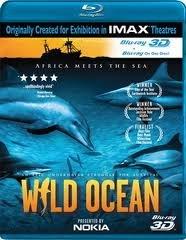 Дикий океан 3D+2D (Blu-ray) на Blu-ray
