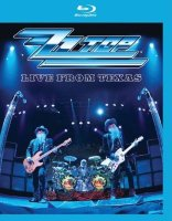 ZZ Top  Live from Texas (Blu-ray)*