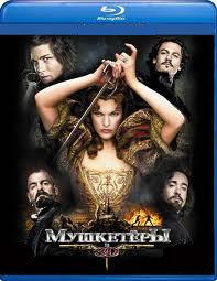 Мушкетеры (Blu-ray)* на Blu-ray