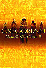 Gregorian. Masters Of Chant Chapter III  на DVD