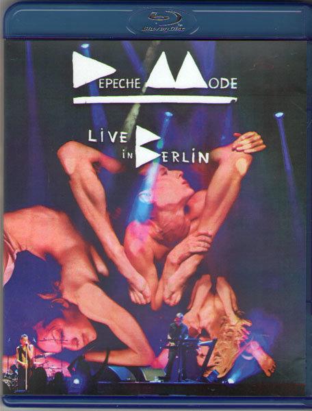 Depeche Mode Live In Berlin (Depeche Mode Alive In Berlin) (Blu-ray)* на Blu-ray