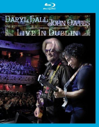 Daryl Hall and John Oates Live In Dublin (Blu-ray)* на Blu-ray