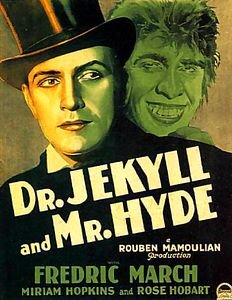 Др. Джекилл и Мистер Хайд на DVD