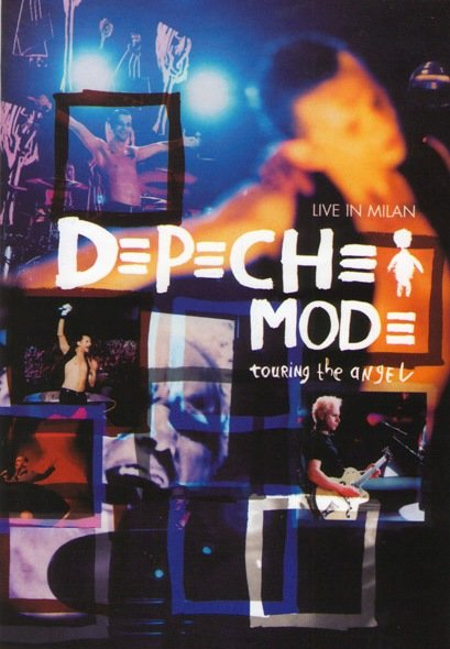 Depeche Mode - Touring The Angel Live in Milan на DVD