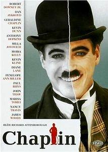 Чаплин  (реж.Ричард Эттенборо) на DVD