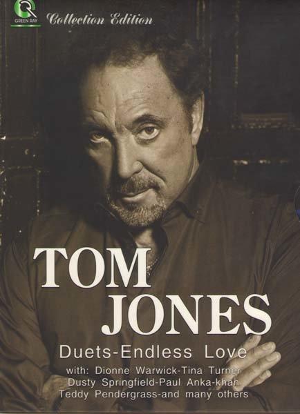 Tom Jones - Duets endless на DVD