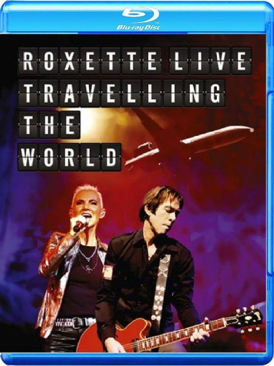 Roxette Live Travelling the World (Blu-ray)*