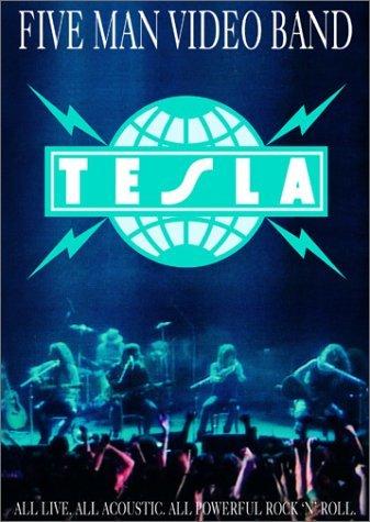 Tesla Five Man Video Band на DVD