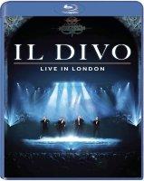 Il Divo Live in London (Blu-ray)