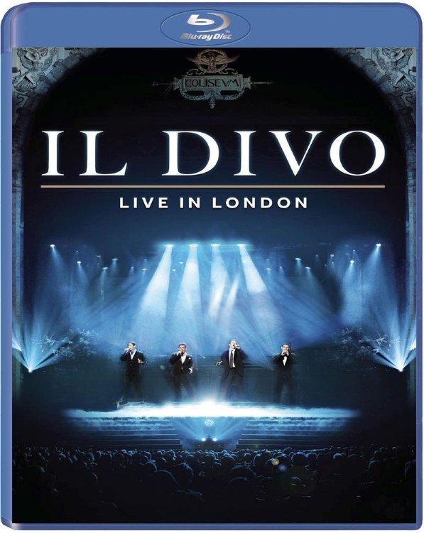 Il Divo Live in London (Blu-ray)* на Blu-ray