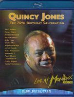 Quincy Jones 75th Birthday Celebration Live at Montreux (Blu-ray)