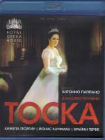 Giacomo Puccini Tosca (Blu-ray)