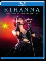 Rihanna Good Girl Gone Bad  Live (Blu-ray)*