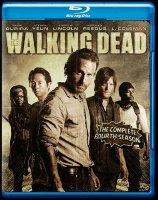 Ходячие мертвецы 4 Сезон (16 серий) (4 Blu-ray)