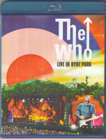 The Who Live in Hyde Park (Blu-ray)*