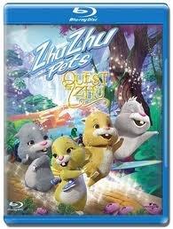 В поисках Жу (Blu-ray)*