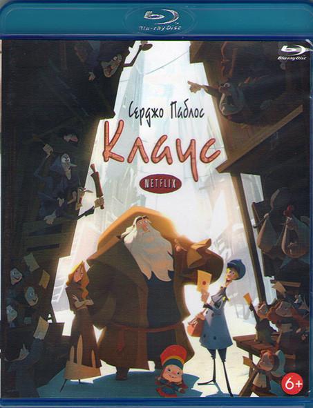 Клаус (Blu-ray)* на Blu-ray