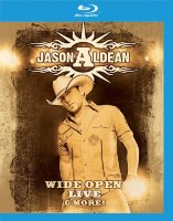 Jason Aldean Wide Open Live and More (Blu-ray)