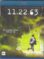 11/22/63 (11 22 63) 1 Сезон (8 серий) (2 Blu-ray)