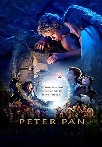 Питер Пен (Фильм) (реж. Пи Джей Хоган)  на DVD