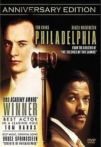 Филадельфия на DVD