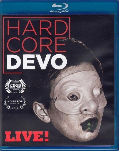 Devo Hardcore Devo Live (Blu-ray)* на Blu-ray