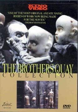 Коллекция братьев Куэй (Без полиграфии!) на DVD