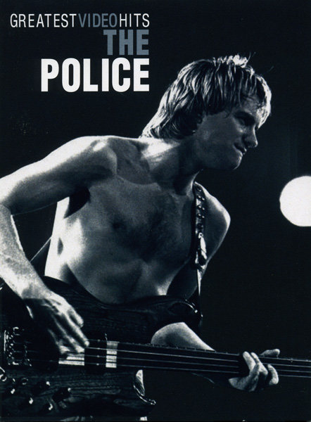 The Police: The Greatest Video Hits на DVD