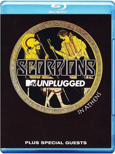 Scorpions MTV Unplugged in Athens (Blu-ray)*