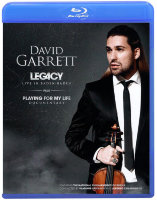 David Garrett Legacy Live in Baden Baden (Blu-ray)*